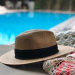 Strand hoed dames